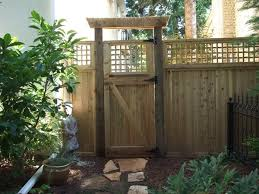 japanese fence design.  Fence Japanese Fence Design  Design Custom Build The Torii Gate Often  Found In Japanese  With _