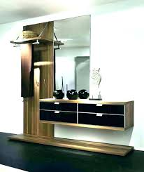 entry console table with storage modern entryway ideas round astonishing