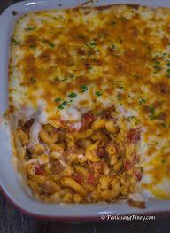 baked macaroni recipe panlasang pinoy
