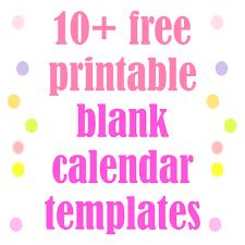 free calendar templates free printable blank calendar templates kalender zum selbst