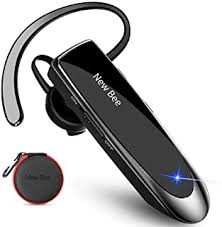 Single Ear Bluetooth Headsets: Electronics & Photo - Amazon.co.uk