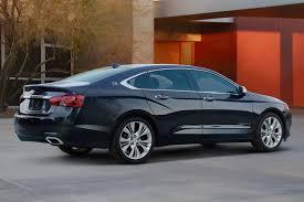 2017 Chevrolet Impala Review & Ratings | Edmunds