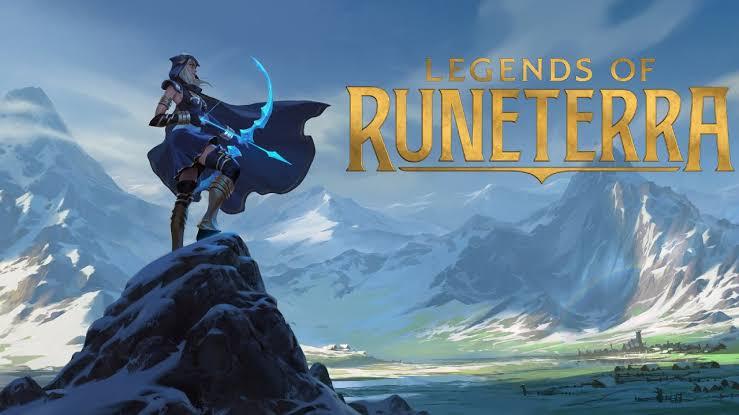 game online terbaru Legends of Runeterra