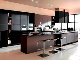 Latest Modular Kitchen Decorating Idea