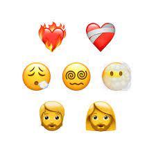 iOS 14.5 Emoji Changelog