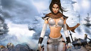 3d And Fantasy Girls Wallpaper On ...