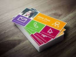 Professional Looking Photoshop Business Card Template Ideas
