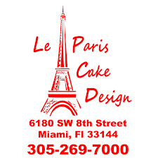 Le Paris Cake Design Bakery Home