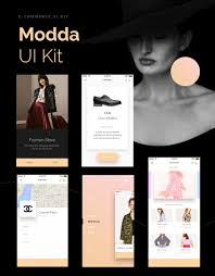 Fashion Design Sketch Apps For Android Free Ecommerce Ui Kits For App Designers Top 12 List Csform