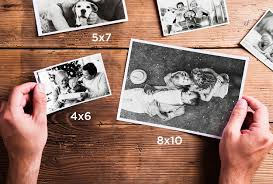 What Are The Standard Photo Print Sizes Shutterfly