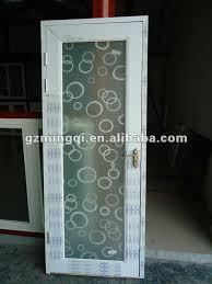 perfect impressive bathroom glass door pvc frosted glass bathroom door bathroom doorfrosted glass with frosted bathroom door