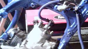 99 yamaha yz125 part 2 how to install cid box and coil 99 yamaha yz125 part 2 how to install cid box and coil
