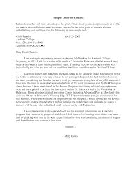 cover letter to college coach college football coaches cover sample letter of interest to coach college