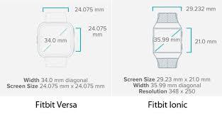 Fitbit Versa Review Health Smartwatch Fitness Tracker