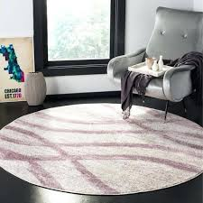 round purple area rug vintage oriental cream rugs ikea