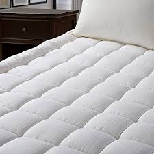 hypoallergenic mattress topper. Delighful Hypoallergenic Mattress Pad Cover Microfiber Soft Hypoallergenic Topper With  Deep PocketQueenSuperior For Hypoallergenic T