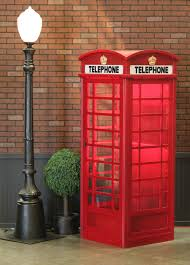 London Telephone Booth Decor London Phone Booth Town Country Event Rentals 1