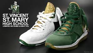 lebron 8. pe spotlight nike lebron 8 v1 svsm home and away pes lebron