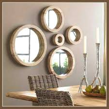circle mirror wall decals home decor wall mirrors circle acrylic plastic  mirror wall home decor wall