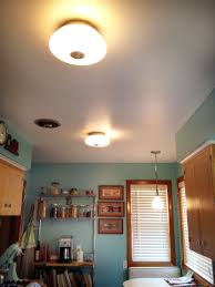 ceiling lights light over booth