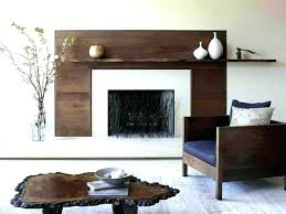 mid century fireplace surround mid century modern fireplace inspiration decor surround