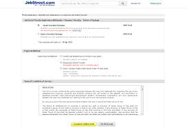 Update Resume In Jobstreet Free Resume Example And Writing Download