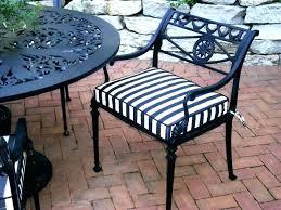 outdoor furniture pillows blue striped chair cushions outdoor furniture pillows black and white striped outdoor cushions