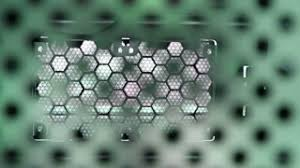 Lattice Pattern Fascinating Technology Concept Lattice Pattern Glide View Stock Video Footage