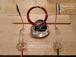 simple homemade electric motor. Electric Motors. Build A Simple Motor Homemade