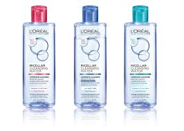 l oréal paris micellar cleansing water