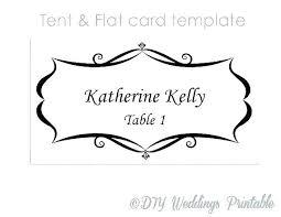 Wedding Name Card Template Librarianinlawland Com