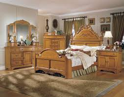 Exceptional All Things Being Equal, You Should Select Country Style Oak Bedroom  Furniture If You Are The Former And Gothic Style Oak Furniture ...