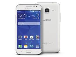 white samsung galaxy phones. samsung galaxy core prime (cricket), white phones y