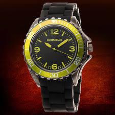 rousseau men s casual wristwatches new listing rousseau reiser mens watch