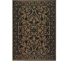 qvc indoor outdoor rugs