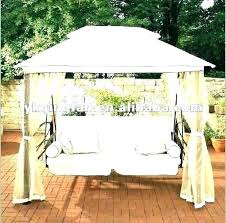 garden swing with canopy with regard to house outside swings with canopy replacement swing canopy porch