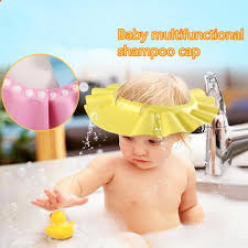 baby shower cap.  Baby Baby Shower Cap  With R