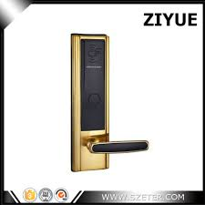 high cl digital electronic rfid card hotel door handle locks with master card key options et820rf in locks from home improvement on aliexpress