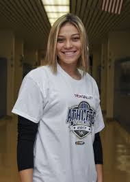 athlete of the week ringgold standout has become a team leader ashley briscoe