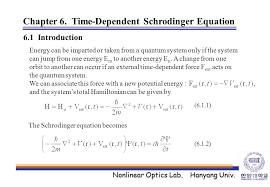 nar optics lab hanyang univ chapter 6