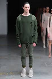 Kanye Designer Clothes Kanye West X Adidas Originals Fall 2015 Ready To Wear