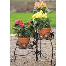 ... Fabulous 3 Tier Plant Stands For Your Outdoor And Indoor Garden :  Stunning Garden Design Ideas ...