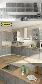 3d Models Kitchen Lidingö Ikea Ikea Bodbyn 1920s Townhouse