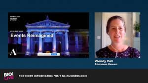 Events Reimagined for the Contemporary World (Wendy Ball, Ashmolean Museum)  - YouTube