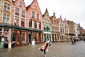 8 สุดยอดเมืองท่องเที่ยวในเบลเยียม Belgium