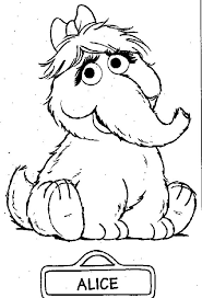 Grab a bunch of printable sesame street coloring pages for rainy days and create your own coloring book. Get This Sesame Street Coloring Pages Free Printable Bg75n