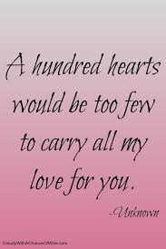 Valentines Quotes For Her 100 love quotes 88