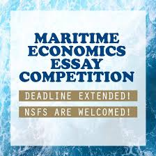 the deadline for the maritime economics maritime and port  no automatic alt text available
