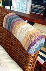 custom sofa arm covers knitted chair