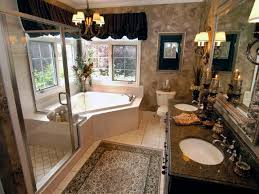 Master Bath Design Ideas showers with grab bars